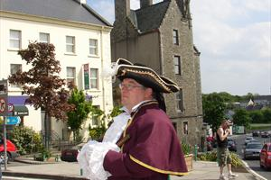 Ballyshannon Historic Town Walk