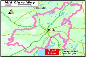 The Mid Clare Way