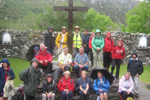 St. Finbarr's Pilgrim Way: Drimoleague to Gougane Barra